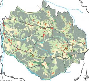 carte-communale-archignac-cabinet-noel-urbanisme